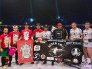 Fajne Mjesto sportovní akce zápasy MMA