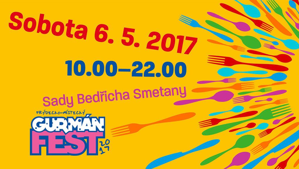 Fajne Mjesto událost Frýdecko Místecky Gurmán Fest