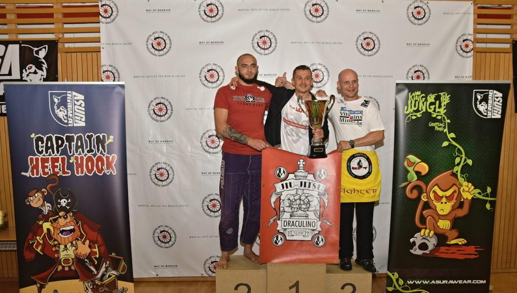 Fajne Mjesto sportovní událost Mistrovství ČR v brazilském jiu-jitsu