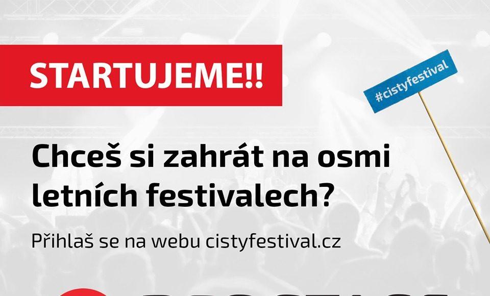 fajne mjesto Čistý festival REC.STAGE
